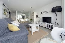 75 square meters to feet a mix of scandinavian and modern elements in a 75 square meter