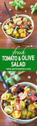tomato and olive salad recipe garlic matters