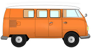 volkswagen van transparent clipart vw combi
