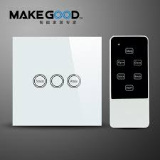 timer lights for home makegood eu type remote control light timer switch rf 433mhz