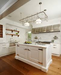 pot rack kitchen traditional with hanging pot rack dark wood