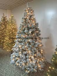 target white christmas tree lights china snowy christmas tree with lights and pine corns target