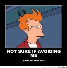 Fry Meme Generator - avoiding memes image memes at relatably com