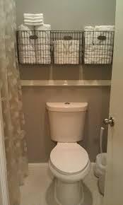 diy bathroom storage and organization hacks small bathroom