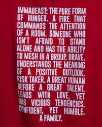 Meaning Of Pink Imma Active T Shirt Red U2013 Immabeast Co