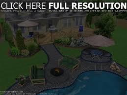 Big Backyard Landscaping Ideas Backyard Design Ideas Diy Home Outdoor Decoration
