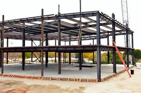 Replacing A Deck With A Patio Steel Construction Company In Indiana Structural Steel