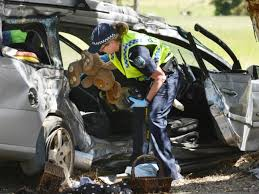 kuitpo south australia car crash young boy dies in road accident