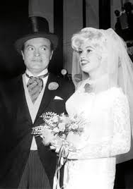 Jayne Mansfield House by Pictures Iconic Celebrity Wedding Dresses Stylist Magazine