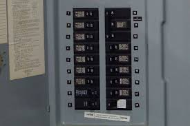 electric panel change over streb electric