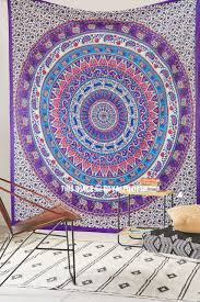 Light Colored Tapestry Elephant Tapestries Wall Hangings Royal Furnish