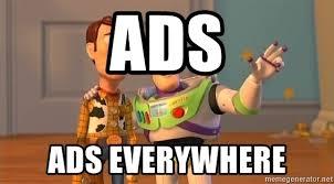 Meme Generator Everywhere - ads ads everywhere toy story meme meme generator