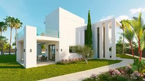 Modern Villa by Los Olivos Nueva Andalucia Marbella New Modern Villa Project