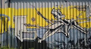 travelmarx fremont sunday murals garage mural garage mural