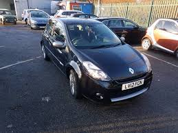renault clio 2012 black renault clio 2012 1 5 dci in west ealing london gumtree