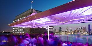 Top Bars Nyc Conrad New York Loopy Doopy Rooftop Bar