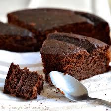 lightened up chocolate yogurt cake