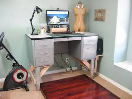Raised Desk Shelf Tall Chair For A Standing Desk 7 Steps With Pictures