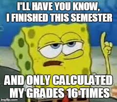 Good Luck On Finals Meme - undergraduate advising umass amherst happy end of the semester