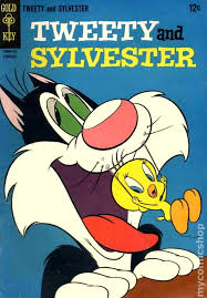 tweety sylvester 1963 gold key comic books