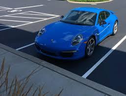 Porsche Macan Navy Blue - mexico blue wrap is complete porsche