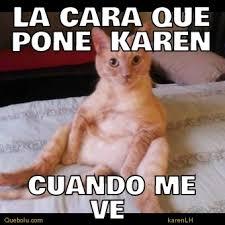 Karen Meme - la cara que pone karen memes en quebolu