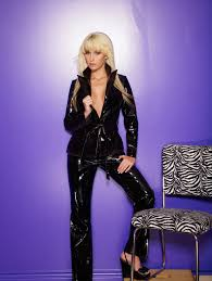 women u0027s pvc patent leather pants pvc vinyl leather catsuits