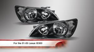 lexus rivercenter facebook 01 05 lexus is300 crystal headlights youtube