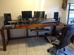 ikea studio desk il fullxfull 759628241 fb52 barnwood desk top reclaimed wood table