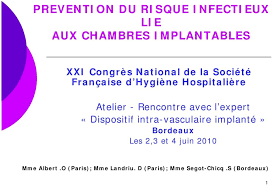 rincage pulsé chambre implantable prevention du risque infectieux lie aux chambres implantables pdf