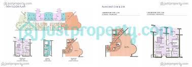 dukes oceana residences floor plans justproperty com