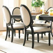 oval dining table 6 chairs furniture sets room set with leaf back