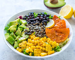 pumpkin foods clean eating southwest style pumpkin power bowls clean food crush