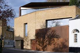 house architectural mews house in bloomsbury by fobert architects buildings