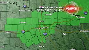 Dallas Fort Worth Area Map by Mother Nature Flooding Us On Mother U0027s Day Cbs Dallas Fort Worth