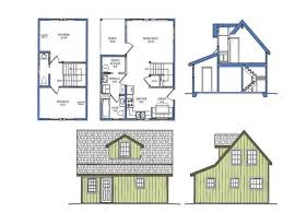 Small House Plans With Photos 3d Small House Plans With Loft Rewls Diy Cbbdccd Fl Planskill 17