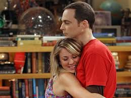 how many people like penny on the big bang theory new hair penny and sheldon get too close when big bang theory returns