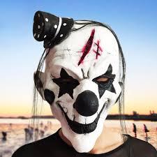 rob zombie halloween clown mask popular halloween clown buy cheap halloween clown lots from china