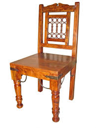 Leather And Metal Rustic Dining Chairs Chair Furniture Rustic Dining Chairs World Market Oak With
