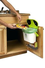 kitchen cabinet garbage can kitchen trash can cabinet door monsterlune