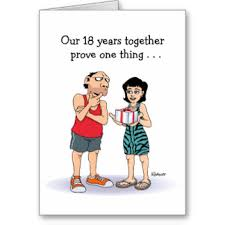 18th anniversary gifts 18th wedding anniversary gifts t shirts posters