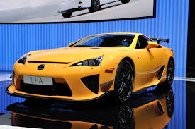 lexus lfa website lexus lfa the end of production