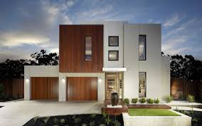 Contemporary Home Plans And Designs Contemporary Home Designs Sycamore Contemporary Facade New