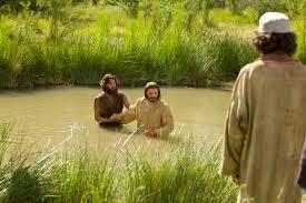 the baptism of jesus the baptism of jesus