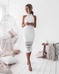 midi dress rivers midi dress white born to be chic