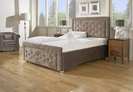 Headboards And Footboards For Adjustable Beds by Verona Adjustable Bed Buttoned Headboard With Matching Footboard