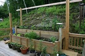Tiered Backyard Landscaping Ideas Tiered Garden Design Tiered Garden Beds Veggie Deck Garden Tiered