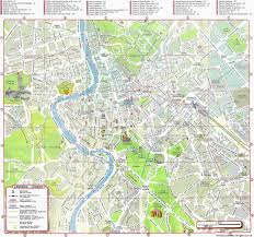 large rome maps for free download and print high resolution and