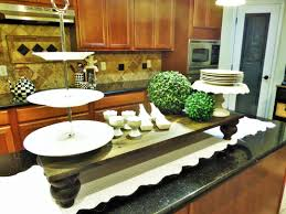 how to make a buffet table the look for less diy tabletop buffet riser be my guest with