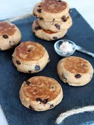 Toaster Muffins Cinnamon Raisin English Muffins The Bakermama